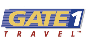 Gate 1 Travel logo